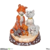 Enesco Statue - Aristocats Carved by Heart