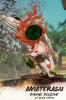 F4F: Okami Amaterasu Divine Descent 1/4 statue