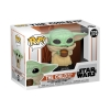 Funko Pop! The Mandalorian The Child with Cup