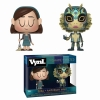 Funko: Shape of Water Elisa & Amphibian Man