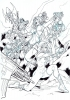 GRIMM FAIRY TALES PRESENTS-REALM WAR #3 COVER ART
