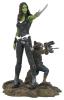 Gamora & Rocket Raccoon PVC Statue