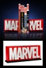 Gentle Giant - Marvel Comics Bookends Logo