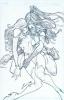 Grimm Fairy Tales # 96 Original cover Art