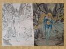 Grimm Fairy Tales 2013 Special Ed. Unleashed # 6 Original art