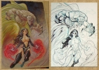 Grimm Fairy Tales 2013 Special Ed. Unleashed # 5 Original Art