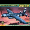 Grumman AF-2S/3S Killer Guardian 1/72 Kit