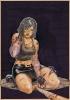 Hack & Slash #19 Original Color Cover Art