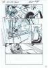 Hack & Slash #19 Pag # 8 Original Art