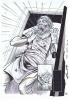 Hack & Slash #19 Pag # 12 Original Art