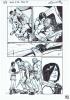 Hack & Slash #19 Pag # 17 Original Art