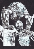 Hack & Slash: Son of Samhain #1 page 02 Original Art