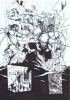 Hack & Slash: Son of Samhain #1 page 03 Original Art
