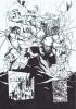 Hack & Slash: Son of Samhain #1 page 03 Original Art