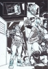 Hack & Slash: Son of Samhain #1 page 09 Original Art