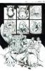 Hack & Slash: Son of Samhain # 3 Pag. 9 Original Art