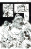 Hack & Slash: Son of Samhain # 3 Pag. 15 Original Art