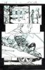 Hack & Slash: Son of Samhain # 3 Pag. 18 Original Art