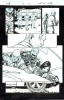 Hack & Slash: Son of Samhain # 3 Pag. 18 Original Art