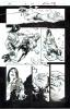 Hack & Slash: Son of Samhain # 3 Pag. 20 Original Art