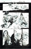 Hack & Slash: Son of Samhain # 3 Pag. 20 Original Art