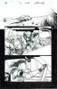Hack & Slash: Son of Samhain # 4 Pag. 7 Original Art