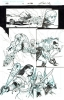 Hack & Slash: Son of Samhain # 4 Pag. 11 Original Art