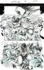Hack & Slash: Son of Samhain # 4 Pag. 20 Original Art