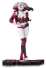 Harley Quinn Red, White & Black Statue Stanley Lau