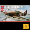 Hawker Hurricane Mk.1 1:24 Model Kit