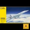 Heller: Concorde AF 1:125 Model Kit