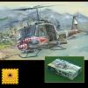 Hobby Boss: UH-1 Huey B 1:18 Model Kit