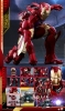 Hot Toys 1/4 Iron Man Mark III Deluxe Version