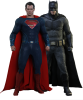 "Hot Toys Batman/Superman Dawn of Justice: 12"" Set Lim. Ed."