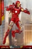 "Hot Toys Iron Man Mark VII SE 12"" Figure DIECAST"