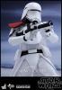 Hot Toys Star Wars Episode VII First Order Snowtrooper Officer