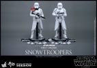 "Hot Toys Star Wars Episode VII First Order Snowtroopers 12"" Set"