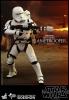 "Hot Toys Star Wars First Order Flametrooper 12"" Figure"