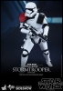 Hot Toys Star Wars First Order Stormtrooper Off. 12""