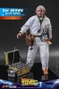 """Hot Toys: Back To The Future Doc Brown 12"""" Figures"""