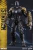 "Hot Toys: Iron Man 3  Iron Man Mark XXV - Striker 12"" figure"