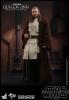 "Hot Toys: Qui-Gon Jinn Star Wars 12"" Figure"
