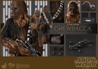 "Hot Toys - Star Wars: Chewbacca 12"" Figure"