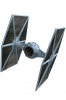 Hot Wheels: Star Wars Diecast Tie Fighter Elite Edition