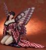 Hoteri Red Butterfly by Jin Happobi