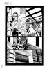IDW: Judge Dredd: Toxic # 1 pag. 09 Original Art