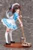 Idolmaster Miria Akagi Let's Go Miss Maid