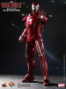 Iron Man 3 Movie Mast. AF 1/6 Iron Man Mark 33 Silver Centurion