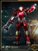 Iron Man 3 Power Pose Series Mark XXXV Red Snapper