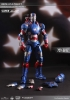 Iron Man 3 Super Alloy Action Figure 1/12 Iron Patriot